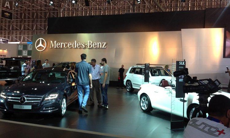 Mercedes Benz – salão do automovel