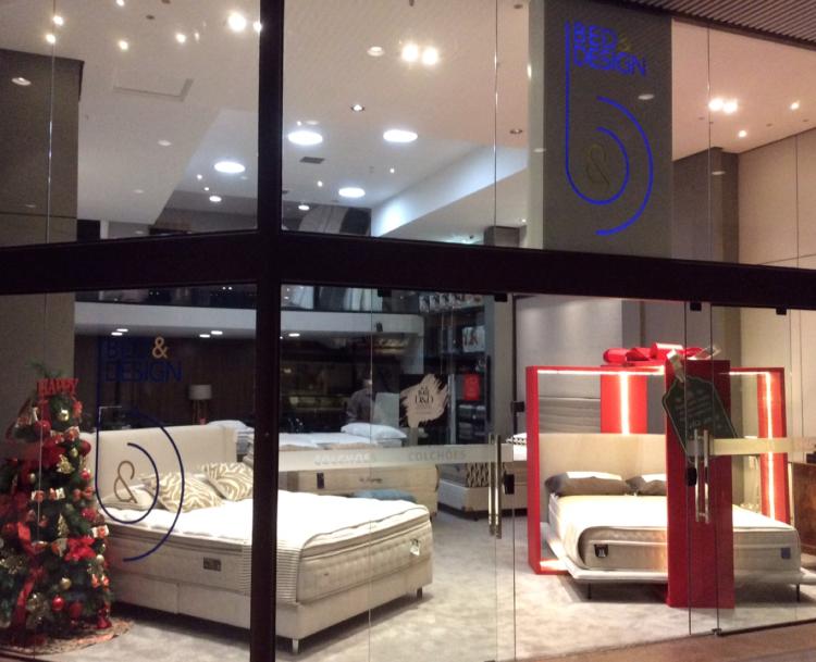 Bed Design – Vitrine de Natal