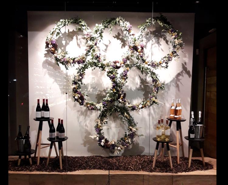 Premier Wine – Vitrine de Natal